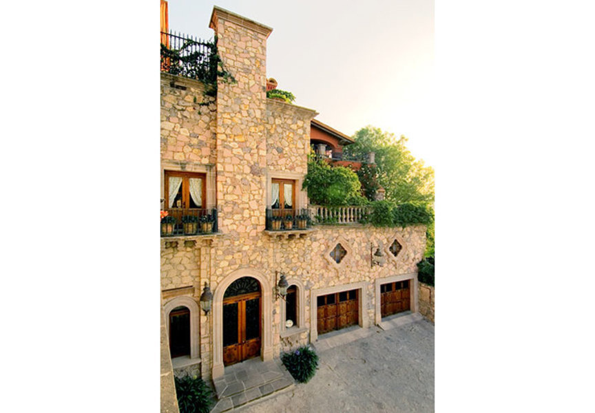 "Casa Heyne, a hilltop estate in San Miguel de Allende is on the market for $3.8 million. <a href=""/li"