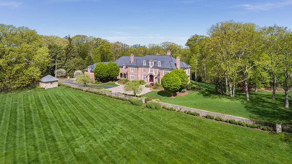 每日豪宅 | 悠然静谧的新泽西州南方风格庄园