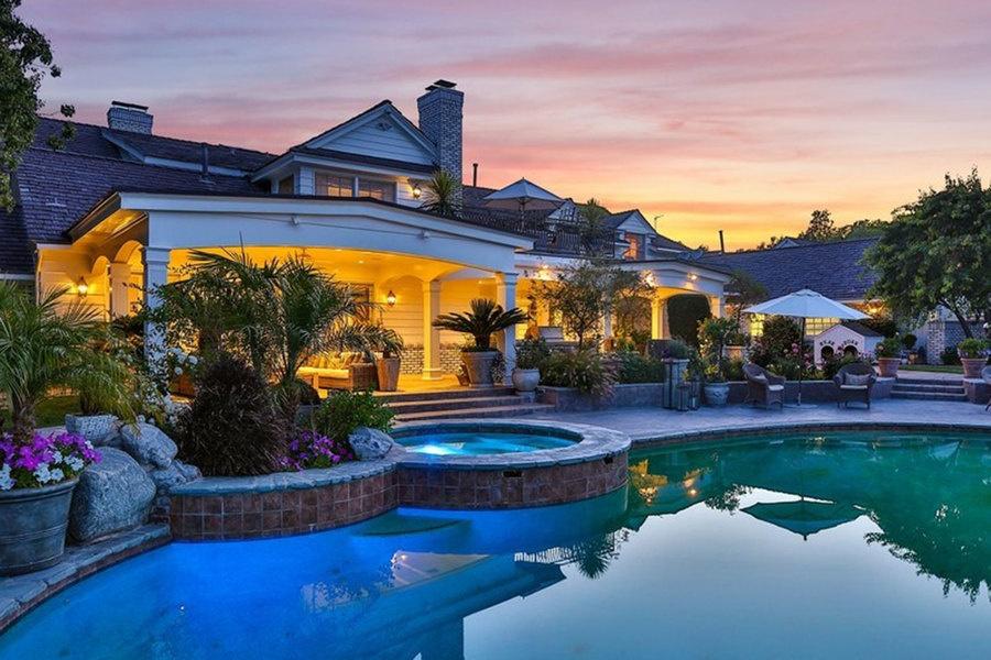J. Lo está vendiendo esta propiedad en California por US$12,5 millones.