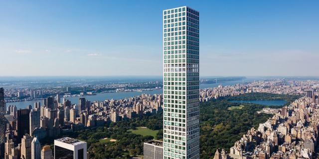 中国房企高管董功文连续购进两套曼哈顿超豪华公寓