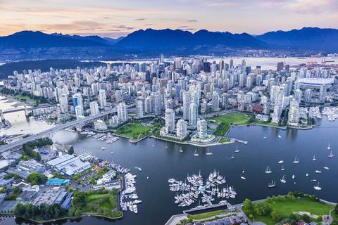 2017年温哥华基准房价同比上涨15.9%