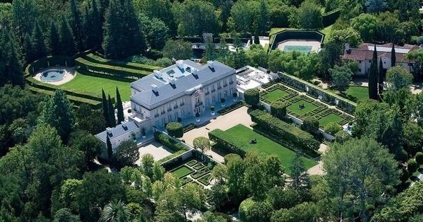 洛杉矶豪宅叫价3.5亿美元 当选全美最贵在售物业