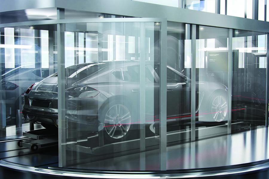 La Porsche Design Tower, en construcción en Sunny Isles Beach, estará equipada con un sistema de esta