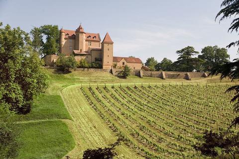 每日豪宅 | 精心翻修的法国西南部古典城堡