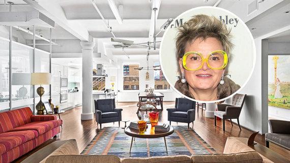 """德国""""朋克公主""""转售曼哈顿全层公寓"""