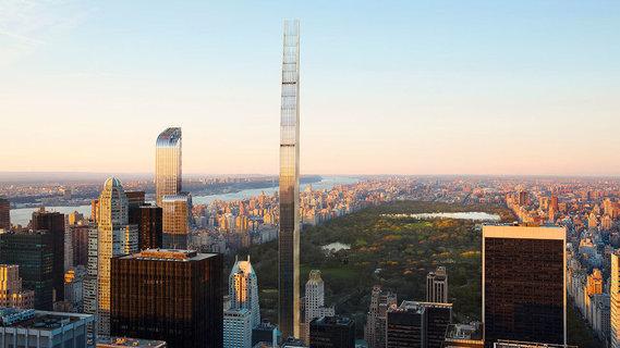 曼哈顿和布鲁克林新建公寓彰显旧日纽约奢华魅力