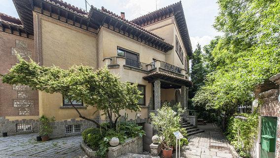 每日豪宅 | 展现古典韵味的马德里市中心四层别墅