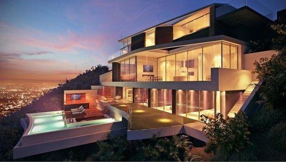 达斯汀·霍夫曼降价150万美元抛售洛杉矶宅基地
