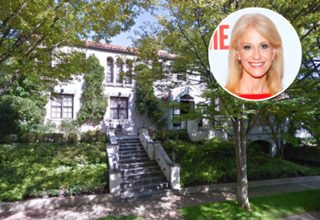 Kellyanne Conway Plans to Turn D.C. Home into Social Hub