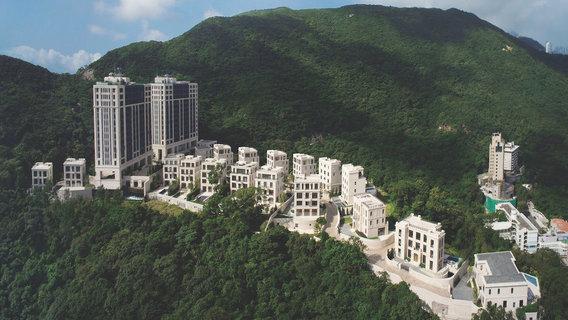 香港聂歌信山道16号别墅以7.22亿港元成交
